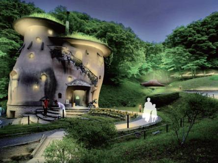 絵本の世界がそのまま!『トーベ・ヤンソンあけぼの子どもの森公園』で初のライトアップ開催
