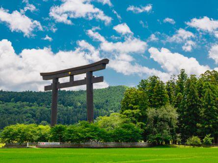 """世界遺産・熊野は""""甦りの聖地""""。その中心「熊野本宮大社」でパワーチャージ!"""