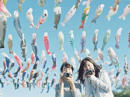 1000匹のこいのぼりが泳ぐ姿は圧巻!【Masaの関西カメラさんぽ23】