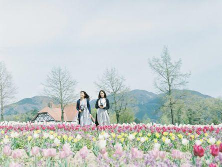 """休日は滋賀で""""春の花""""を満喫【Masaの関西カメラさんぽ22】"""