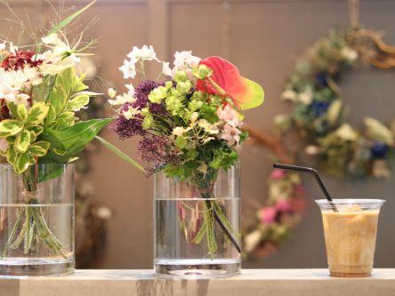 カフェにお花屋さんにアパレルに。洗練ショップで自分だけのとっておきを見つけた