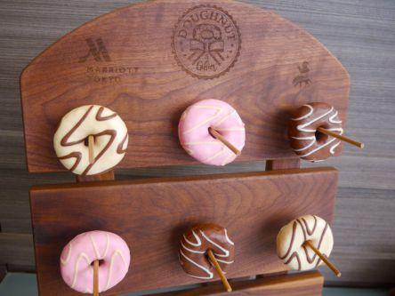 6月7日はドーナツ・デー!東京マリオットホテルでかわいいドーナツをもらっちゃおう
