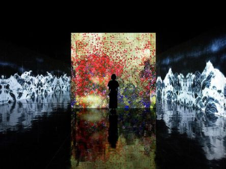 チームラボが8月、金沢21世紀美術館に来る!6月3日からチケット発売開始