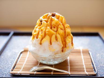 「プリンかき氷」が気になる!夏限定でかき氷店に変身する、京都の焼き菓子店
