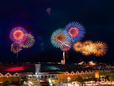 鹿児島県のおすすめ花火大会、2020年の開催・中止は?