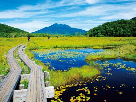 絶景の尾瀬でウォーキングを楽しんだら…汗を流したい立ち寄り温泉3選