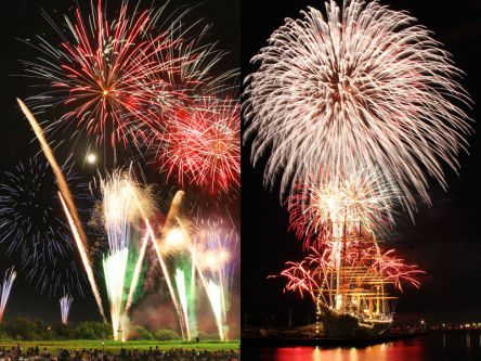 富山県のおすすめ花火大会、2020年の開催・中止は?