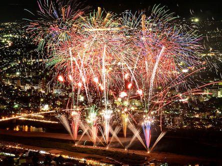 岐阜県のおすすめ花火大会、2020年の開催・中止は?