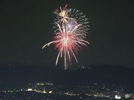 奈良県のおすすめ花火大会、2020年の開催・中止は?