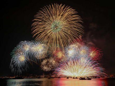 広島県のおすすめ花火大会、2020年の開催・中止は?