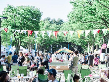 今週の代々木公園イベント「アースガーデン夏2019」。渋谷の人気カフェ3選も