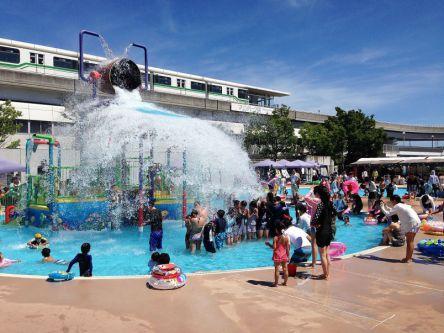 兵庫県のおすすめ屋外・屋内プール、2020年度の開催・中止は?