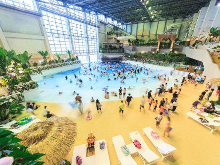 大分県のおすすめ屋内プール、2020年度の開催・中止は?