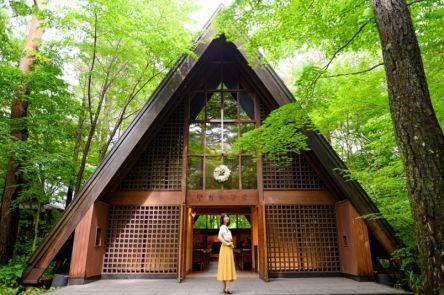 【フォトジェニックカメラ女子旅】夏は憧れの高原リゾートへ!軽井沢1日プラン