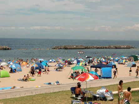 大阪府のおすすめビーチ・海水浴場、2020年度の開催・中止は?
