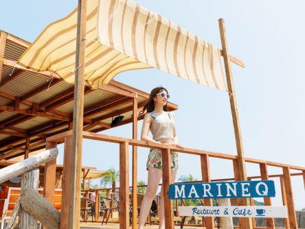 シュノーケル、バナナボートからタピ活まで!日本初複合マリンリゾートが和歌山に登場