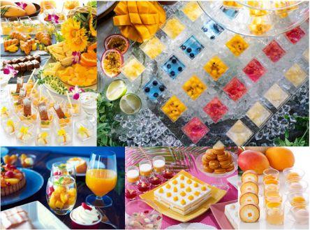 東京でマンゴーやトロピカルフルーツが食べられるビュッフェ6選