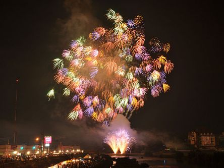 岡山県のおすすめ花火大会、2021年の開催・中止は?