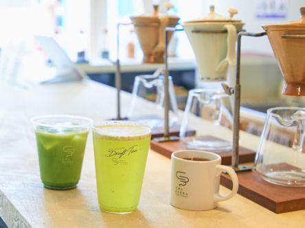 ビールサーバーから日本茶!? 日本初のドラフトティーが飲める日本茶専門店
