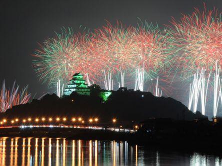 佐賀県のおすすめ花火大会、2020年の開催・中止は?