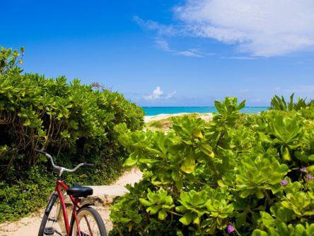 ハワイのカイルアは意外と広い!?レンタサイクルでアクティブ1DAYプラン