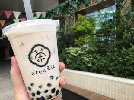 9月末までの期間限定オープン!台湾で話題のオーガニックタピオカが日本初上陸