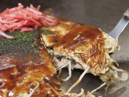 本場のお好み焼きに大満足!広島の定番グルメ&スポットをめぐる1日