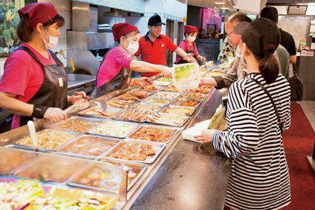 台北のセルフサービスグルメ!好きな料理を自分でチョイス「自助餐」を楽しむ方法