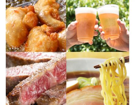 4つの人気フードフェスが日比谷公園に大集結!5日間限定「JAPAN FOOD PARK 2019」開催