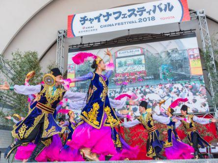 今週の代々木公園「チャイナフェスティバル2019」。9/21(土)・22(日)開催!