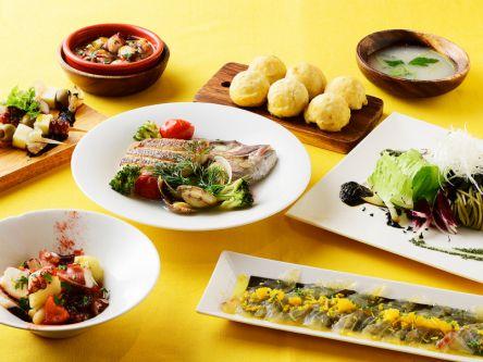 海の幸がすごいんです!るるぶキッチンAKASAKAで明石の特産物3大ブランドを堪能!
