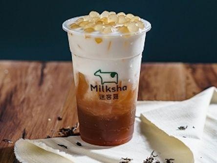 白タピオカが美しい「Milksha」日本第1号店が東京・青山にオープン!