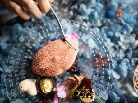 唇の形がそのままチョコに!? お花のガラステーブルがかわいい広島のチョコレート専門店