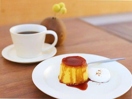 縁結び神社からの帰りに1人で寄りたい!限定かぼちゃプリンが絶品な癒しカフェ