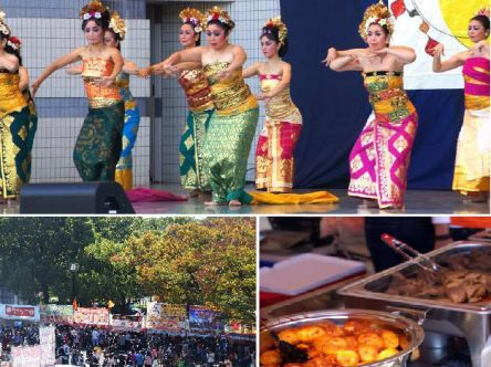 今週の代々木公園「日本インドネシア市民友好フェスティバル2019」。10/19(土)・20(日)開催!