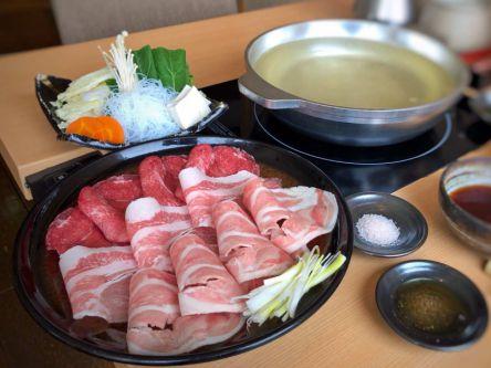 1000円台なのにお肉たっぷり!1人で行ける銀座の絶品しゃぶしゃぶランチ