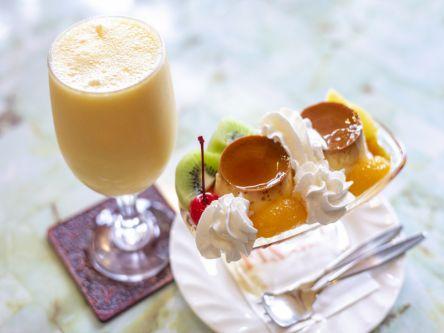 もはや文化財級?京都・レトロ喫茶店のダブルプリンとミックスジュースに萌え!