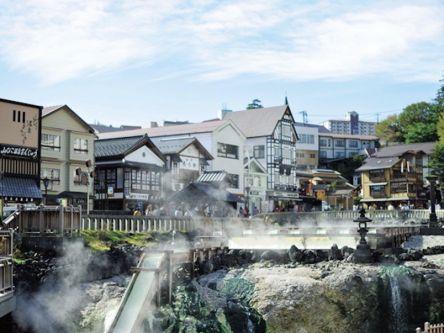 草津温泉のおすすめ観光スポット6選!人気の温泉・湯畑やグルメを巡る湯めぐり散策プラン!