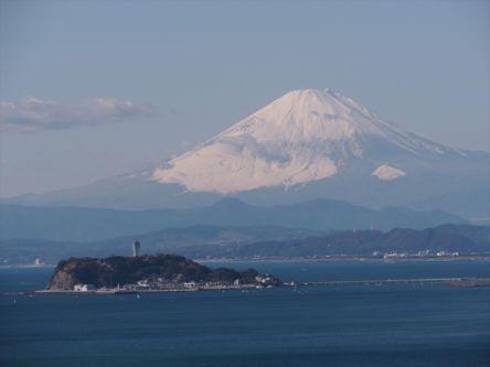 【2020年】湘南のおすすめ穴場スポット!披露山公園で富士山の絶景が楽しめる!