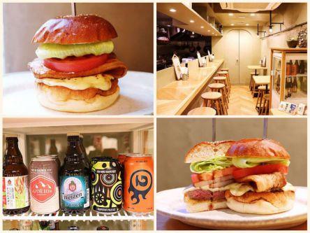 旨味がじゅわ~っ!1人で食べに行きたい大人気の極厚ハンバーガー