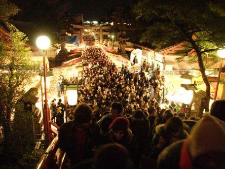 大阪府のおすすめ初詣スポット、2021年の初詣行事やご利益は?