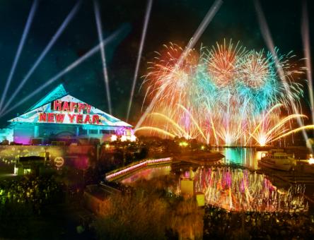 今年の年越しはシーパラで!「ハッピーアイランド カウントダウン2020」横浜・八景島シーパラダイス【るるぶモールでお得に購入】