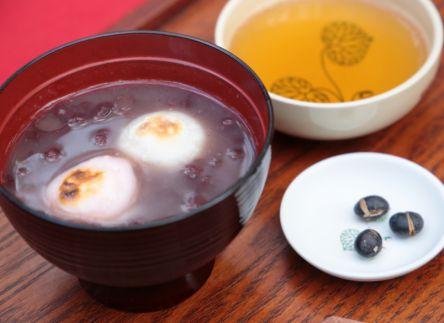 京都のパワースポット!下鴨神社休憩処の「良縁ぜんざい」で縁結び祈願