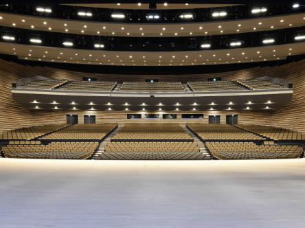 2019年12月、唯一無二のイベントホール「熊本城ホール」が誕生!