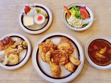 【関東唯一】ケンタッキー食べ放題が最高すぎ!東京町田で50種のおすすめメニューを徹底レポート