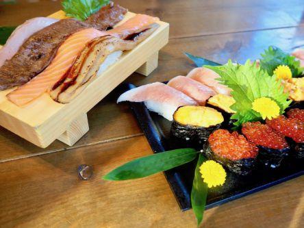 ボリューム満点大ネタがインパクト大!1人で行ける都内のお得なお寿司食べ放題