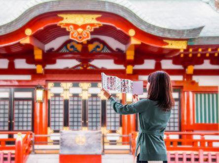 静岡のおすすめパワースポットを日帰りドライブで満喫!