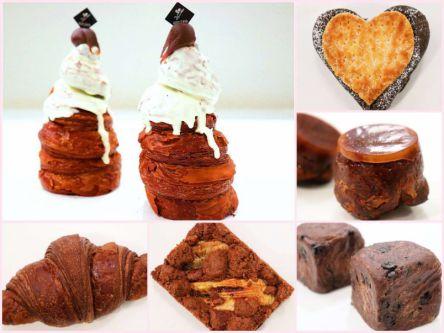 全種類買いたい!チョコレートをたっぷり使ったバレンタイン限定の絶品パン