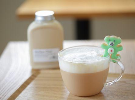 """タピオカの次はコレ!?""""ミルクティー""""専門店でこだわり茶葉を極めましょ♪"""