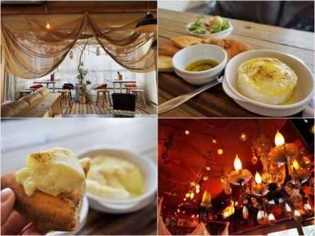 とろっとろチーズを丸ごと食べられる!非日常感たっぷりな渋谷の隠れ家カフェ